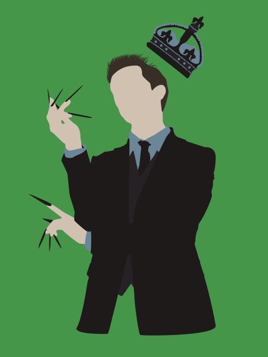 It`s Good to be King - Nikola Tesla by callmezippy