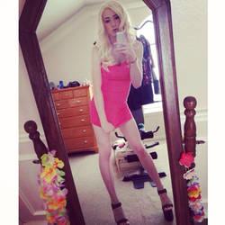 Lindsay Lohan by Cocodahlia