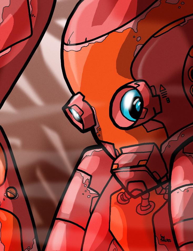 Quick Roboto by RAMONSALAS