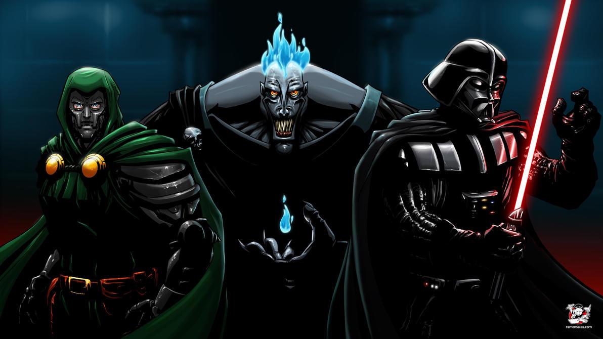 Overlords by SALAS by RAMONSALAS