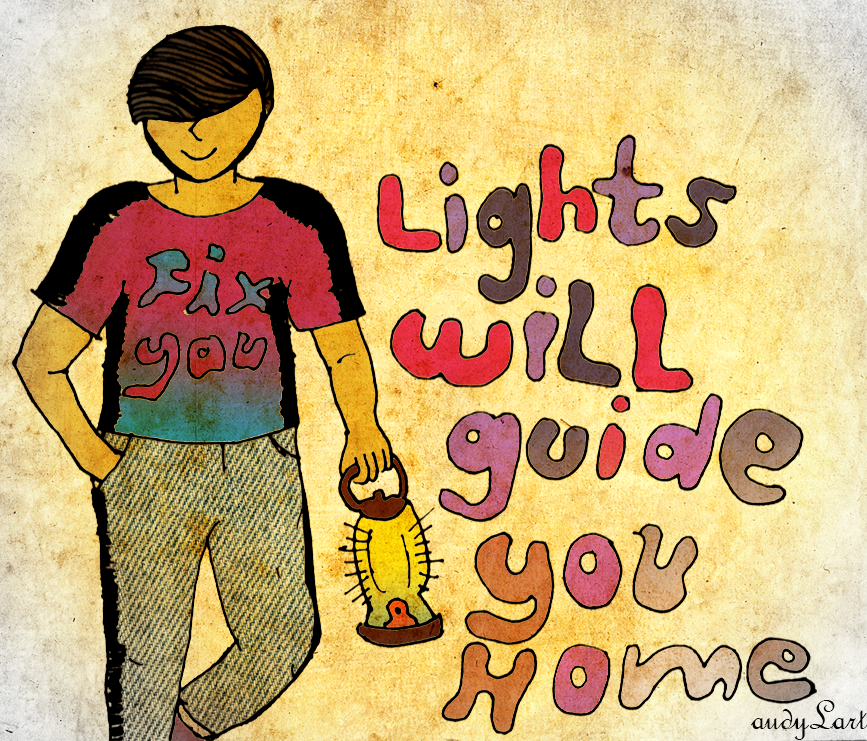 Lights will gude you home by auditographicious