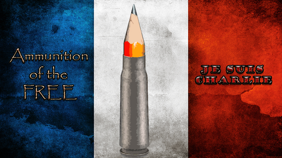 Ammunition of the free by oi101