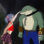 Rory meets Ogi