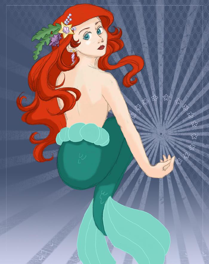 Ariel by skelly-jelly