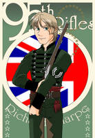 Richard Sharpe II by skelly-jelly