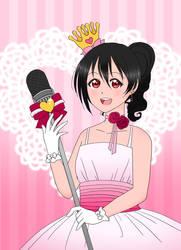 Yazawa Nico - Happy Valentine's Day!