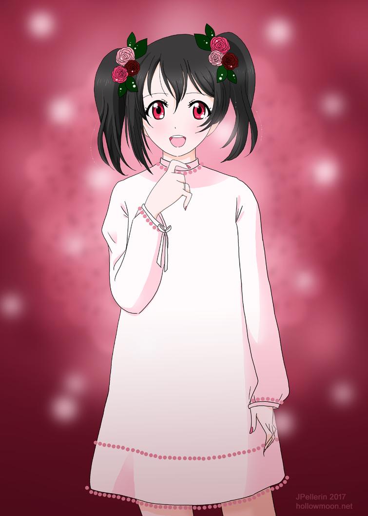 Yazawa Nico by skelly-jelly