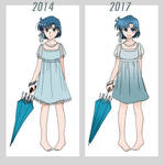 Redraw Ami-chan
