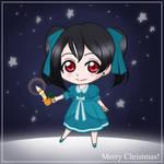 Merry Christmas Nico-chan