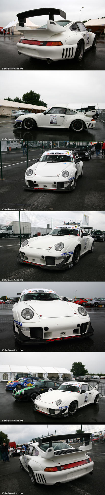 Porsche 993 911 GT2 Reference by Pisci