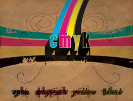 CMYK by m1lk3rman
