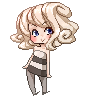 pixel chibi by mint-muffin
