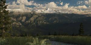 Pikes peak area