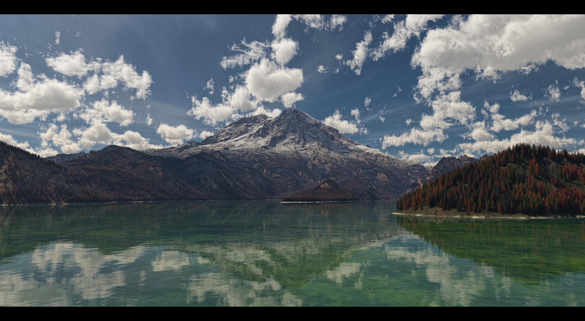 cold lake by SwissAdA