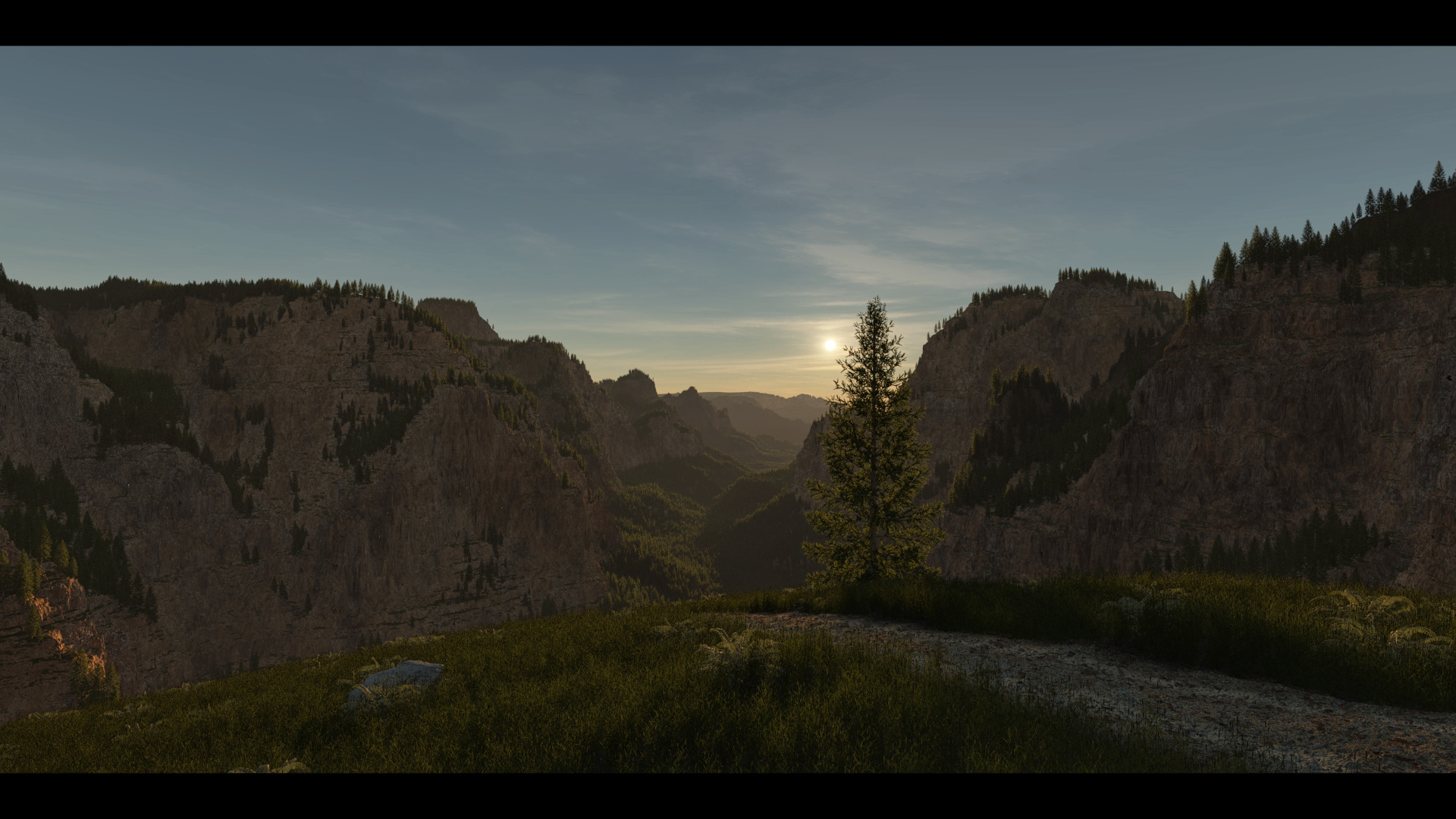 deep canyon by SwissAdA