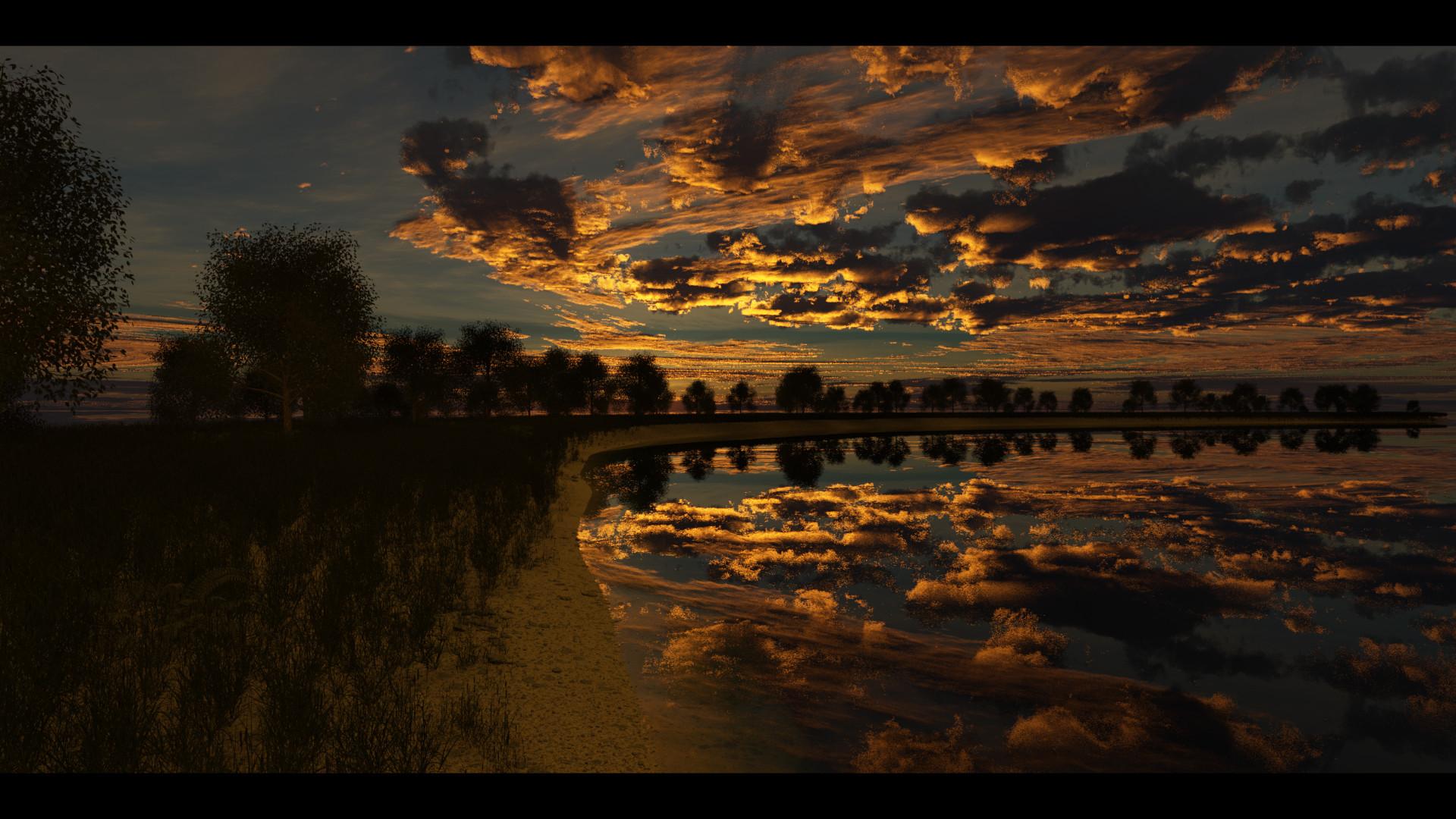 The sky by SwissAdA