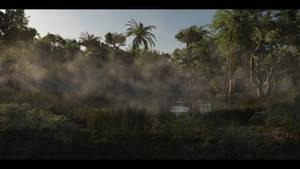 jungle lake