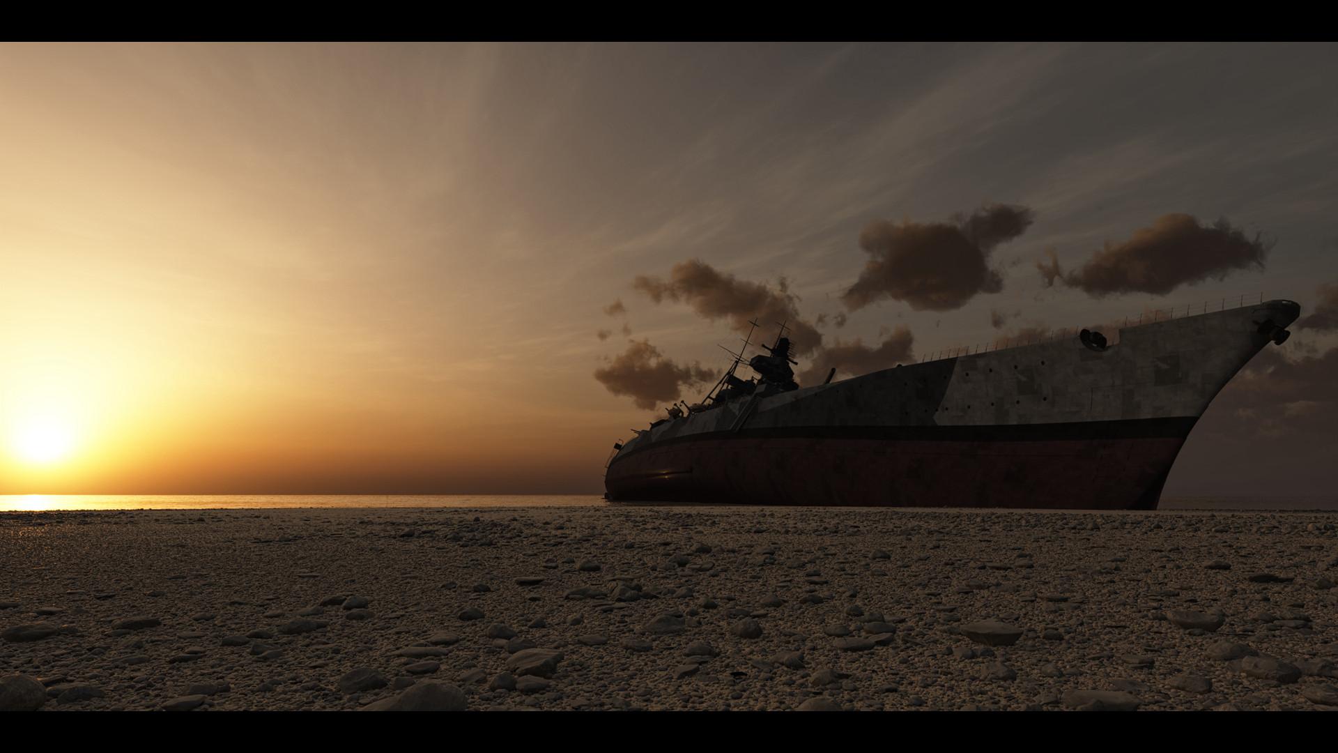 aground by SwissAdA