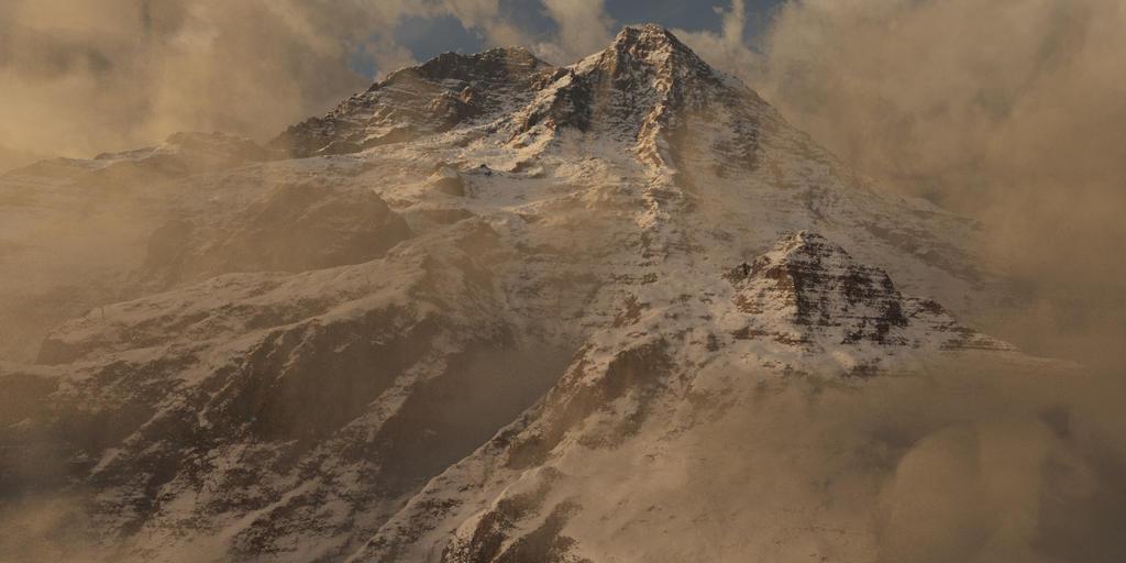 Mystic mountain by SwissAdA