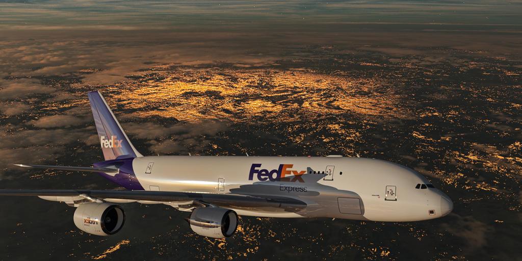 FedEx by SwissAdA