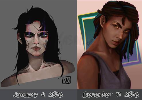 2016 Progress