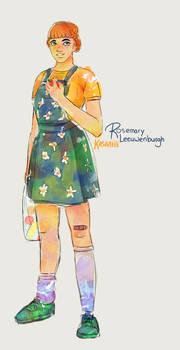 OC: Rosemary