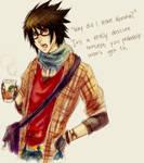 Hipster Sasuke