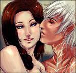 Lillian and Fenris