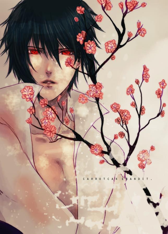 Sasuke by CarrotCakeBandit