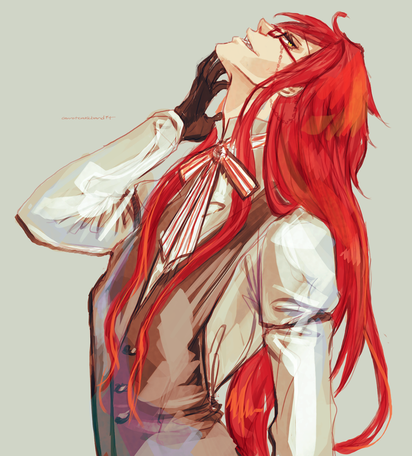 grell by CarrotCakeBandit