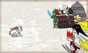 ammy v bosses by inara-chan1 by oki-okamiclub
