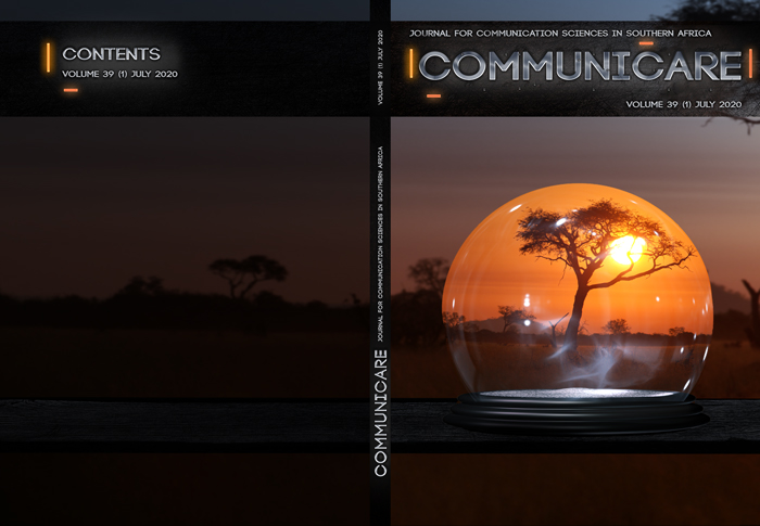 Communicare Journal Cover