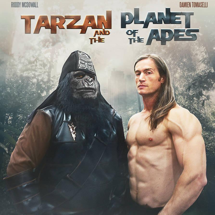 Tarzan Planet of the Apes