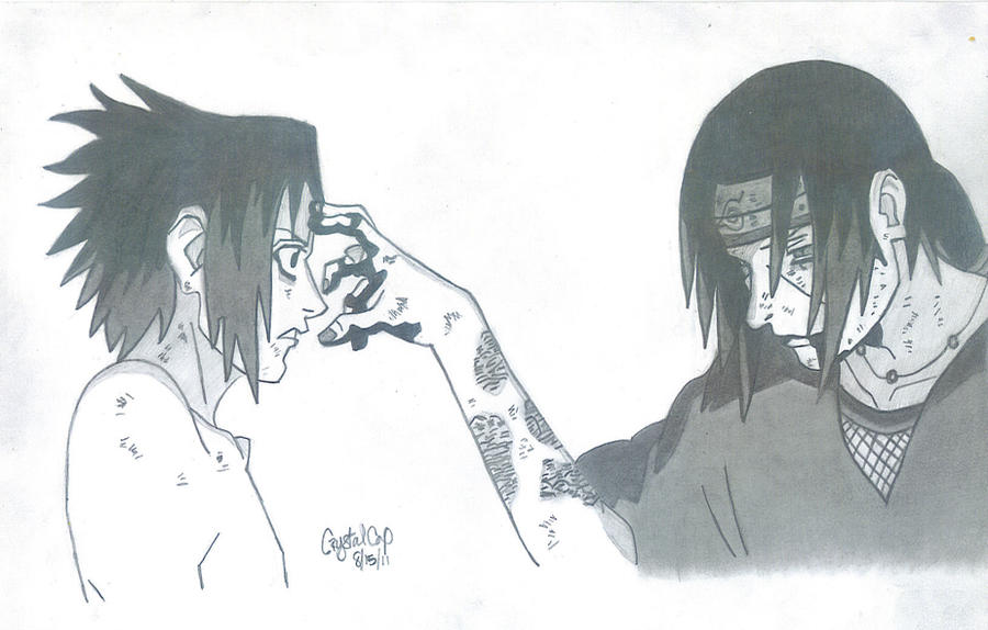 Forgive Me Sasuke by XColorMeOptimisticX