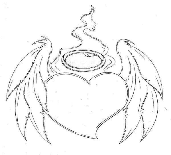 Angel Heart by SPYKE420 on DeviantArt