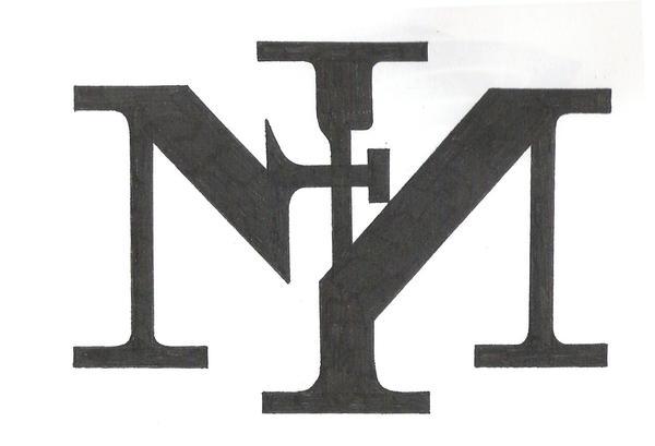 Nine Inch Nails Sin Logo Nine Inch Nails logo b...