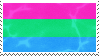 Polysexual stamp by AccursedRainbow