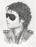 Michael Jackson by Stalker1837