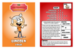 TMC Character Card - Lincoln Loud