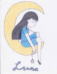 Time Traveler Luna by Scriddles