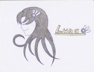 Warrior Luna by Scriddles