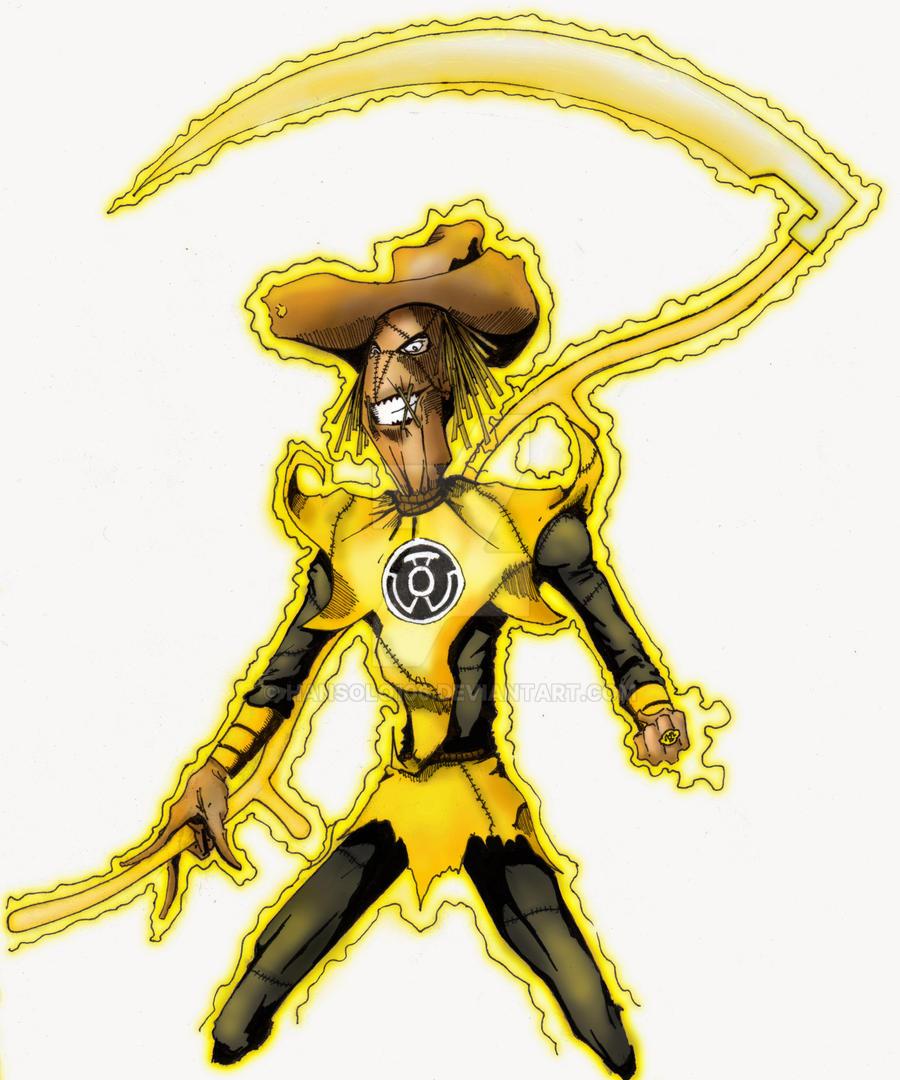 yellow lantern joker - photo #14
