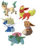Pokemon Sketchies