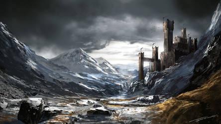 Game of Thrones fan art by Yatzenty