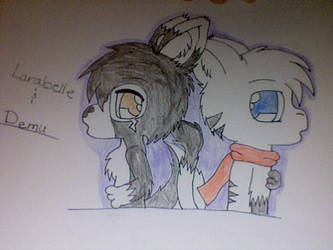 Larabelle and Demu