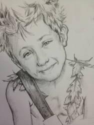 Peter Pan sketch by TGB-illustrations