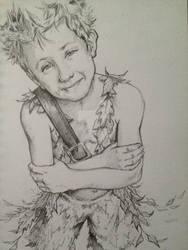 Peter Pan sketch II