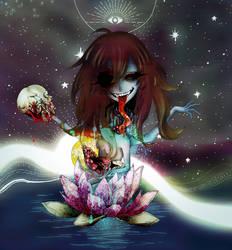 Kali Durga by Flight-of-DragonFly