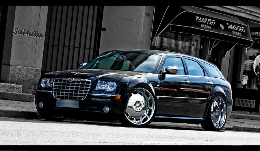 chrysler 300c touring by samukadesign on deviantart. Black Bedroom Furniture Sets. Home Design Ideas