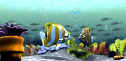 Burrerflyfishes